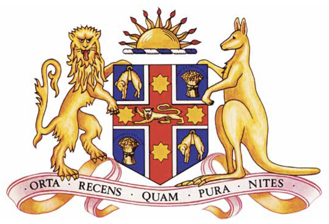 Coat of Arms of NSW