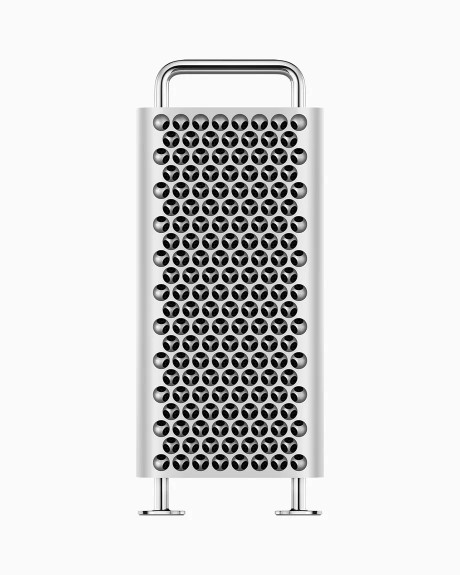 "Showing Apple's latest Mac ""cheese grater"" Pro"